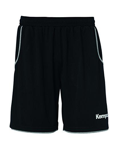Kempa Erwachsene Schiedsrichter Shorts Hosen, schwarz, L