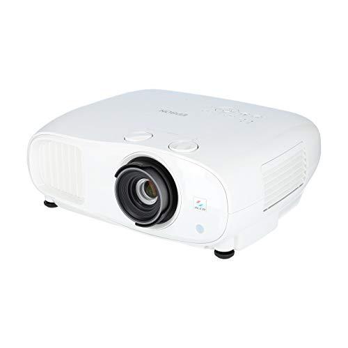 Epson EH-TW7000 4k Pro-UHD 3LCD-Beamer (Kontrastverhältnis 40.000:1, Weiß- und Farbhelligkeit 3000 Lumen,...