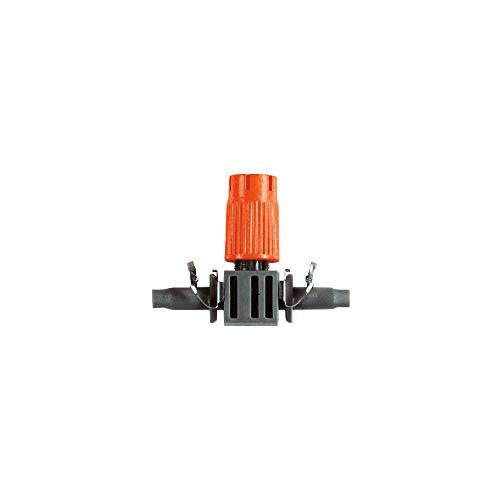 Gardena Aspersor pequeñas superficies Quick & Easy Diámetro de riego regulable : 10-40 cm, Blister de 10...
