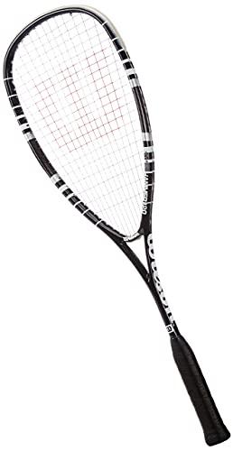 Wilson Hyper Hammer 120PH Squash Schläger - Schwarz