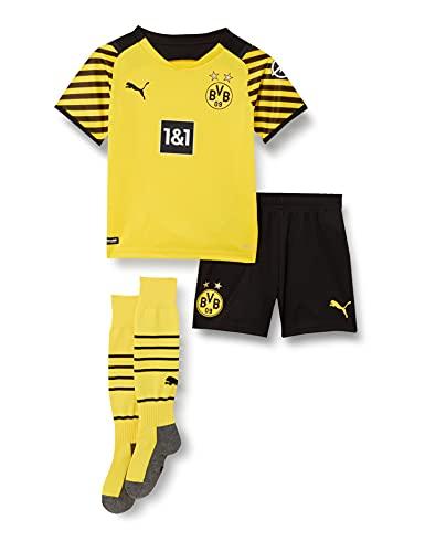 BVB Home MINIKit w Sponsor with Socks w Hanger