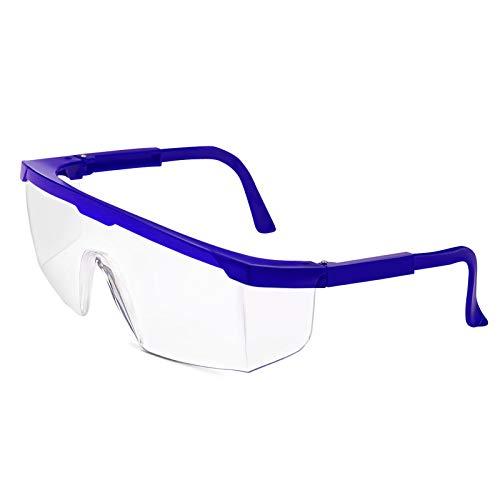 ADORIC Professionelle Schutzbrillen Vollsichtbrillen Professionelle Schutzbrille Arbeitsschutzbrille gegen...