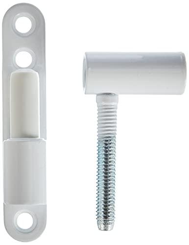 Simonswerk f.Fenster u.Türen K 3172WF,Rolle ø 15mm,Stahl kunststoffbesch.weiß ; 1 Stück
