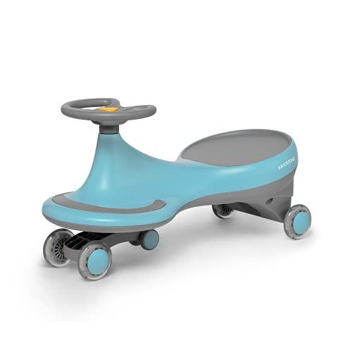 skiddoü Kinderroller Bjorg TwistCar Rutschauto für Kinder halten des Körpergleichgewichts Auto Swing Car...