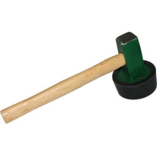 SANPRO Plattenlegerhammer/Pflasterhammer rund 2500 g