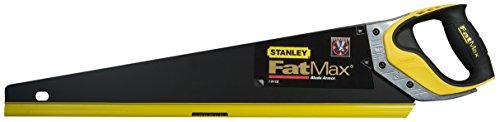 Stanley FatMax Gen2 Appliflon Handsäge (500 mm Länge, 7 Zähne/Inch, 1 mm Klingenbreite,...
