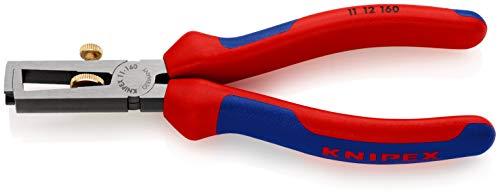 KNIPEX Abisolierzange universal (160 mm) 11 12 160