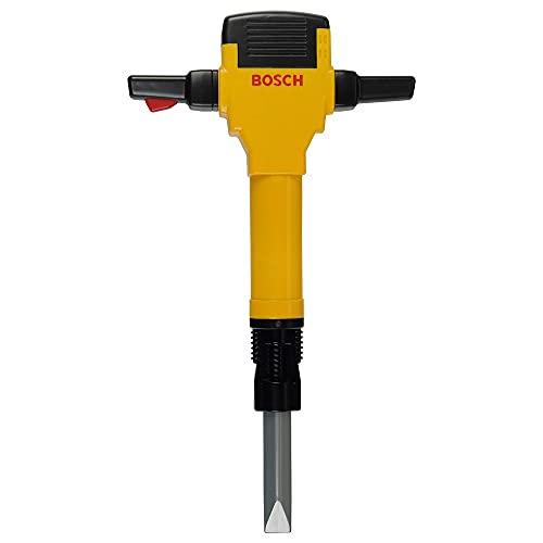 Theo Klein 8405 Bosch Presslufthammer I Batteriebetriebene Auf-und Abwärtsbewegung des Bohrmeißels I Mit...