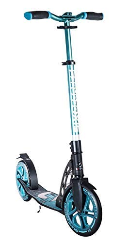 Six Degrees Aluminium Scooter TS - Tretroller, 230 mm, ABEC 7 Kugellager, für Kinder & Erwachsene,...