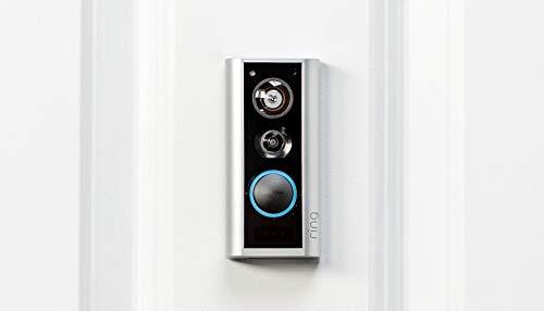 Ring Door View Cam   Video-Türklingel, die Ihren Türspion durch ein 1080p-HD-Video mit Gegensprechfunktion...
