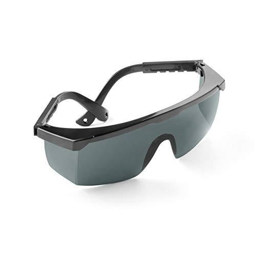 Premium UV-Schutzbrille für den zuverlässigen Augenschutz vor UV, LED oder Rotlicht| Geprüfte Qualität...