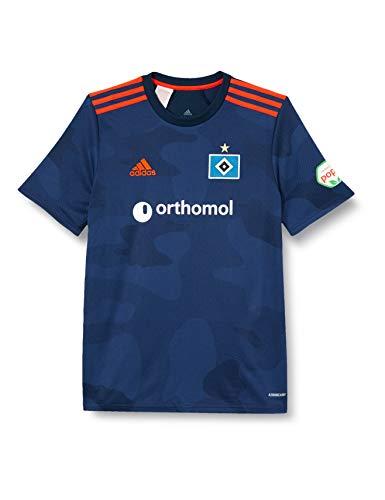 adidas Hamburgo SV Saison 2020/21 Trikot Zweitausrüstung Unisex Erwachsene XL Mehrfarbig...