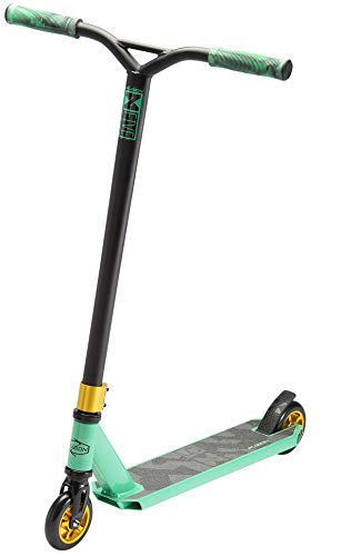 Fuzion Pro X-5 Pro Scooter (Teal)