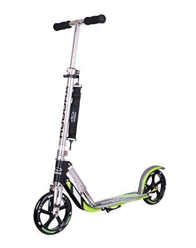 HUDORA 6956016014695 14695 BigWheel 205-Das Original mit RX Pro Technologie-Tret-Roller klappbar-City-Scooter,...