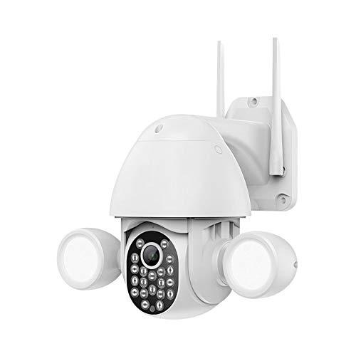 N \ A 3MP-Überwachungskamera, drahtloses WLAN im Freien, Überwachungskameras für das Haussicherungssystem,...