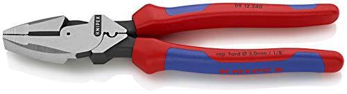 KNIPEX Kraft-Kombizange 'Lineman's Pliers' amerikanisches Modell (240 mm) 09 12 240