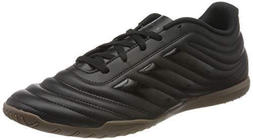 Adidas Herren Copa 20.4 In Fußballschuh, schwarz, 44 2/3 EU