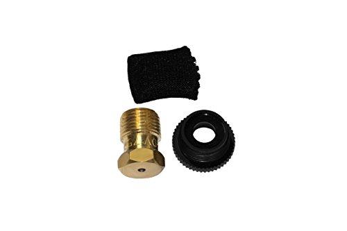 Gardena Sprinklersystem Entwässerungsventil: Zubehör für T-Stück 25 mm x 3/4 Zoll Innengewinde, für...