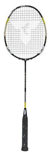 Talbot Torro Badmintonschläger Isoforce 9051.8, Ultra Carbon4 mit Kevlar Verstärkung, Top-Racket für den...
