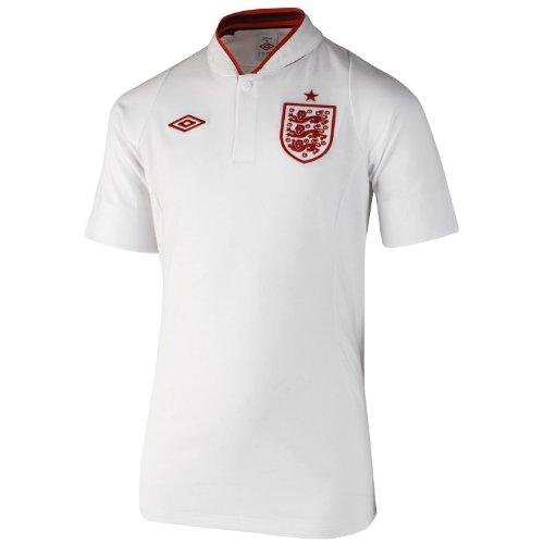 2012-13 England Euro 2012 Home Shirt (Kids)