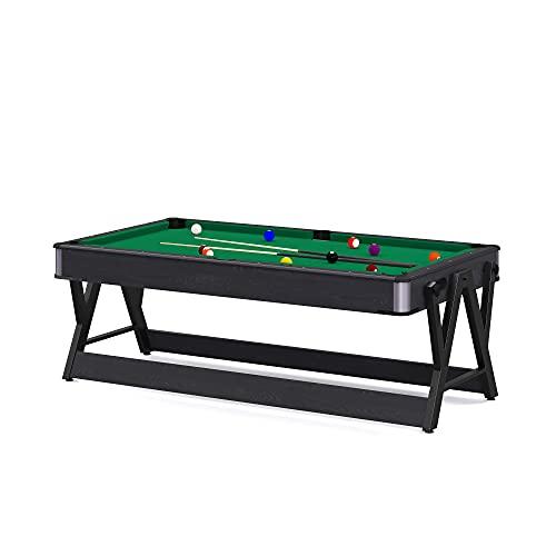 Sportime Automaten Hoffmann Multifunktionstisch Las Vegas   4 in 1   Pool-Billard, Poker, Roulette, Airhockey...