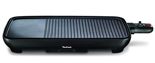 Tefal Tischgrill Malaga TG3918 | Elektrogrill | Regelbarer Thermostat | Antihaftbeschichtete Grillplatte, 2/3...