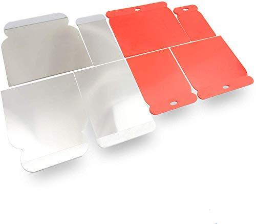 rokkel Japanspachtel Set - flexible Blätter aus rostfreien Edelstahl sowie Kunststoff zum glätten und...