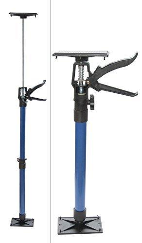 2 Stk. Türspanner Türfutterstrebe Türspreizer 50-115cm Türmontagehilfe Zargenspanner Set