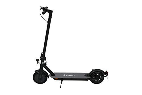 IconBIT KICK SCOOTER CITY - Straßenzugelasser Scooter (StVZO) mit einfachem Faltmechanismus für den Alltag...