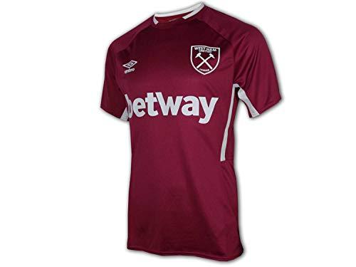 UMBRO West Ham United Training Jersey rot Fußball Trikot Hammers Premier League, Größe:M