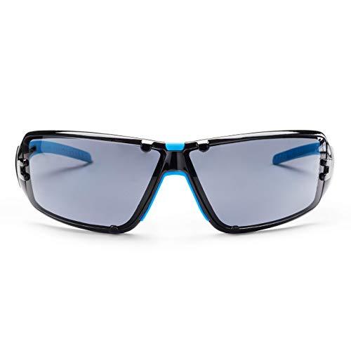 SolidWork Profi Schutzbrille mit integriertem Seitenschutz, sowie beschlagsfreien, kratzfesten und UV...