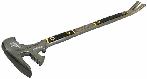 Stanley FatMax Fubar III (5-in-1 Abbruchwerkzeug, Vorschlaghammer, Nagelschlitz, Backen für Hölzer,...