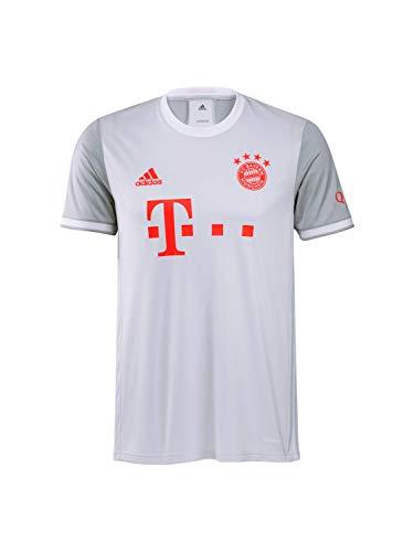FC Bayern München Herren Away-Trikot Auswärts Saison 2020/21, Gr. L, ohne Flock