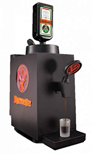 Jägermeister Bottle Tap Machine TAP Maschine OHNE Flasche Zapfanlage LED beleuchtet