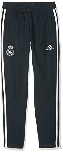 adidas Kinder Trainingshose Real Madrid Woven, tech Onix/core White, 164, CW8660