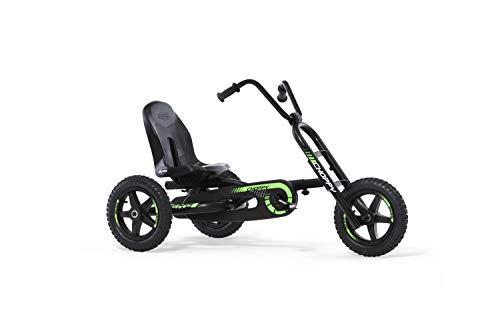 BERG Gokart Choppy Neo   Kinderfahrzeug , Tretauto mit Optimale Sicherheid, 3 Luftreifen und Freilauf,...
