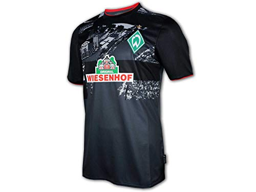 UMBRO SV Werder Bremen Trikot 3rd 2020/2021 Herren schwarz, XL
