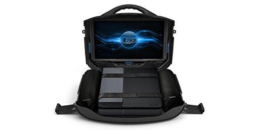 Gaems Vanguard 720P mobile Gaming Case für Spielekonsolen, 19 Zoll FHD Monitor, Kompatibel mit Xbox One, Xbox...