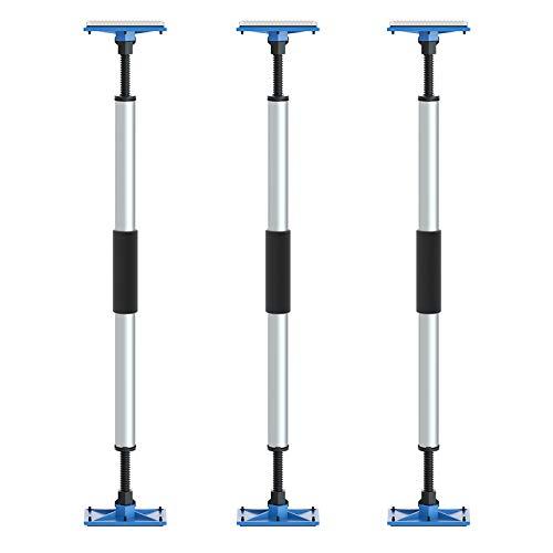 3x PROFISPANN® Türspanner 67-107cm - Bis 40kg - Made in Germany - Türspreizer Türfutterspreize...