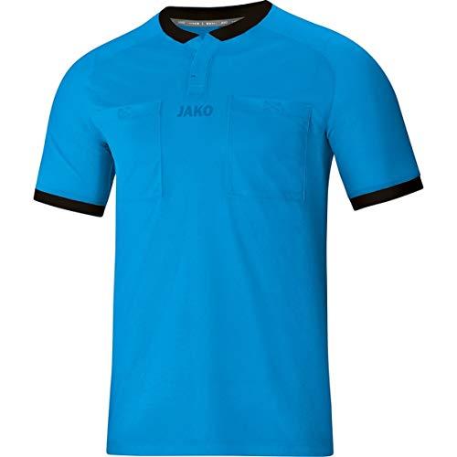 JAKO Herren Fußballtrikots Ka Schiedsrichter Trikot KA, JAKO blau, L, 4271