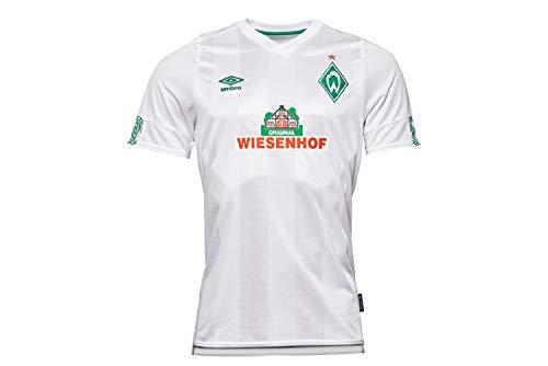 Werder Bremen Umbro Trikot Away 19/20 (XL, weiß)
