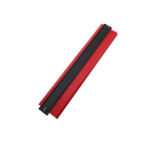 2 Stück Konturenlehre,Duplikator Wickelrohre Holz Markierungswerkzeug Profil Ko