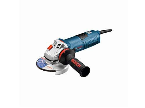 Bosch Professional Winkelschleifer GWS 13-125 (1.300 Watt, Leerlaufdrehzahl: 11.500 min-¹, Scheiben-Ø: 125...