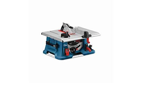 Bosch Professional Tischkreissäge GTS 635-216 (1600 Watt, Sägeblatt-Ø: 216 mm, Sägeblattbohr-Ø: 30 mm, im...