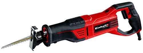 Einhell Universalsäge TE-AP 750 E (750 W, 20 mm Hubhöhe, Hubzahl-Elektronik, werkzeuglos verstellbarer...