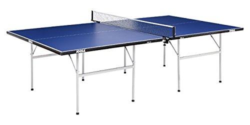 JOOLA Tischtennistisch 300-S-Indoor Freizeit Tischtennisplatte Einklappbares Untergestell - Schneller Aufbau...