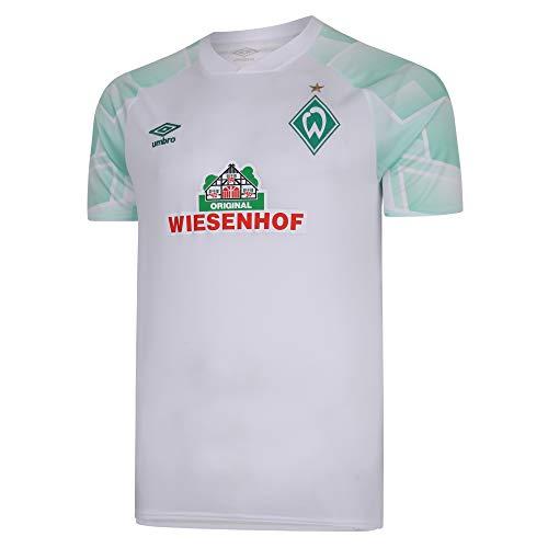 UMBRO Werder Bremen Away Jersey S/S - XXXL