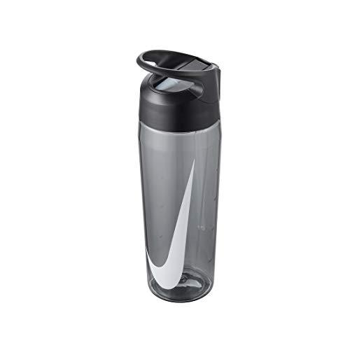 Nike Unisex– Erwachsene TR HYPERCHARGE Straw Bottle Trinkflasche, Anthracite/Anthracite/White, 946ml