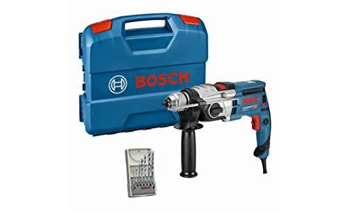 Bosch Professional Schlagbohrmaschine GSB 20-2 (850 Watt, Leerlaufdrehzahl 3.000 min-1, mit Zubehörset, in...