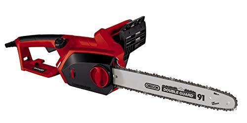 Einhell Elektro Kettensäge GH-EC 2040 (2000 Watt, 375 mm Schnittlänge, Oregon Kette und Qualitätsschwert,...
